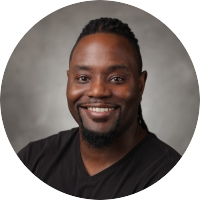 Curtis Henry, PhD headshot