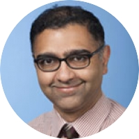 Sampath Prahalad, MD, MSc headshot