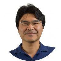 Sung Jin Park, PhD headshot
